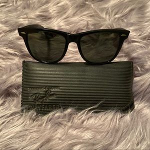 Vintage Ray Ban Wayferer II Sunglasses
